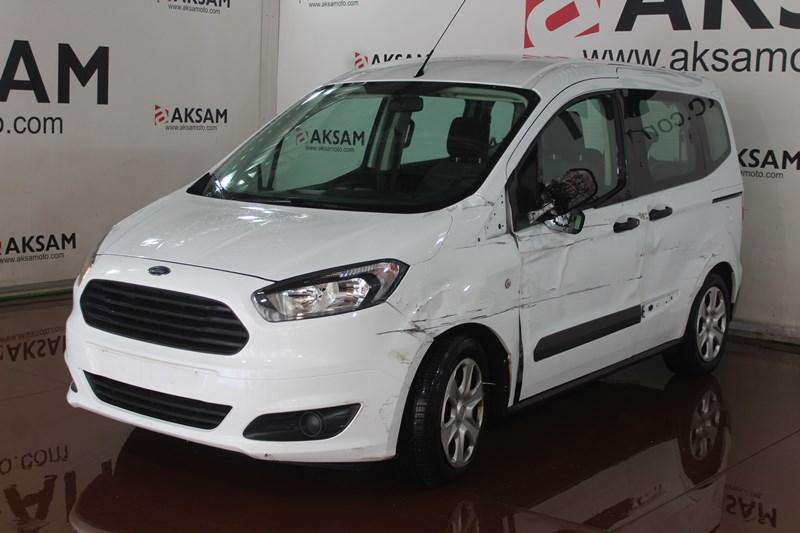 2017 FORD T.COURIER 1.6 TDCI 95 TREND M1