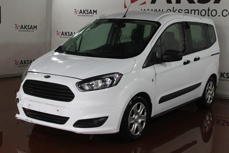 2017 FORD TOURNEO COURIER 1.6 TDCI TREND (OTOMOBİL)