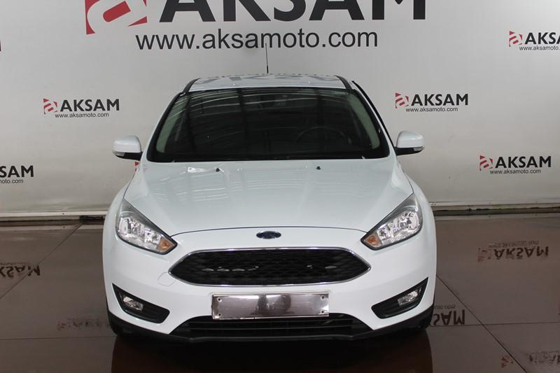 2015 FORD FOCUS III STYLE 1.6I (125) 4K