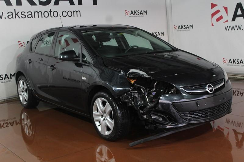 2015 OPEL ASTRA HB 1.6 (115) EDITION