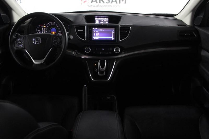 2017 HONDA CR-V 1.6 DIZEL 160 4X4 EXECUTIVE + OV