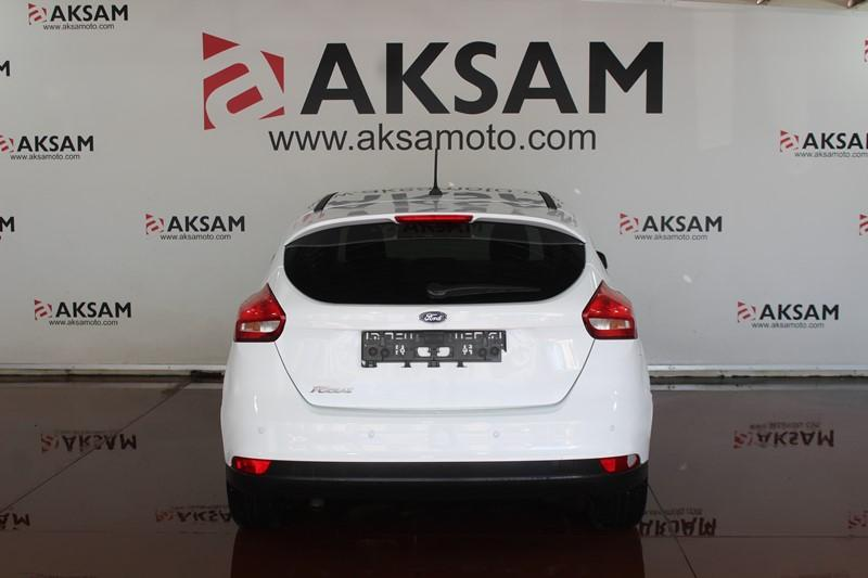 2018 FORD FOCUS III MCA STYLE 1.5 TDCI 120