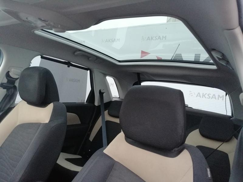 2015 CITROEN C4 PICASSO 1.6 BLUEHDI 120 INTENSIVE EAT6 5K