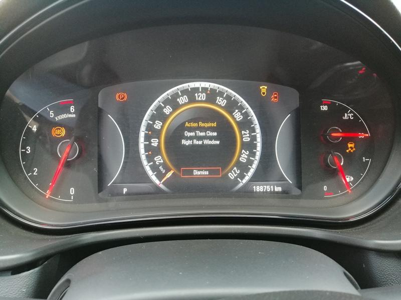 2014 OPEL INSIGNIA NB 2.0 160 COSMO AT6