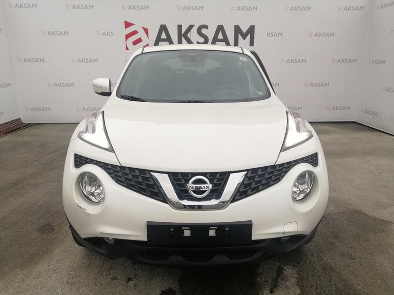 2016 NISSAN JUKE 1.5 DCI SPECIAL EDITION