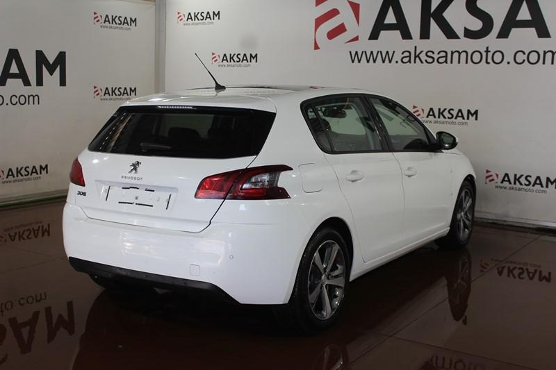 2018 PEUGEOT 308 ACTIVE 1.6 BLUEHDI 120 EAT6