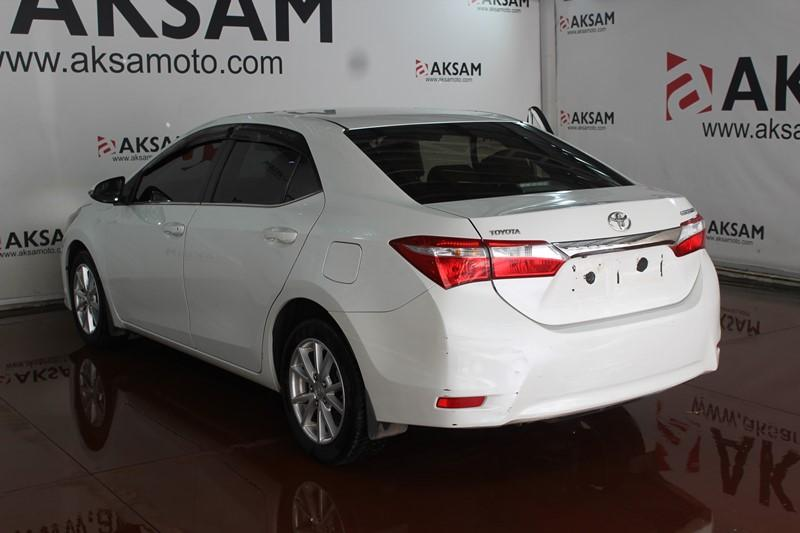 2014 TOYOTA COROLLA 1.4 D-4D TOUCH