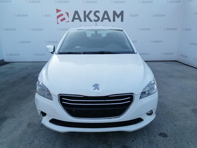 2016 PEUGEOT 301 ACTIVE 1.6 HDI 92