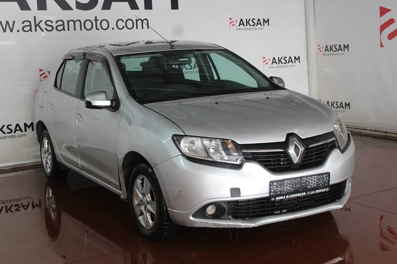 2013 RENAULT SYMBOL TOUCH 1.5 DCI 75