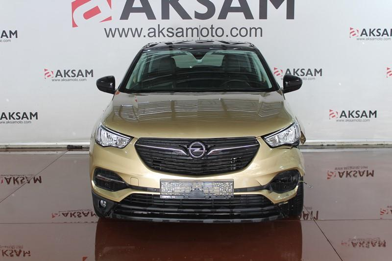 2018 OPEL GRANDLAND X 1.6 120 AT ENJOY
