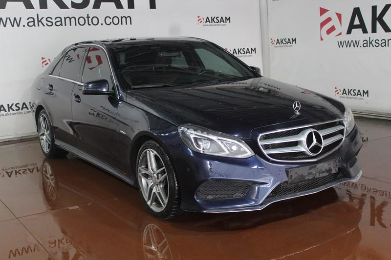 2015 MERCEDES E 250 BLUETEC 4MATIC AMG