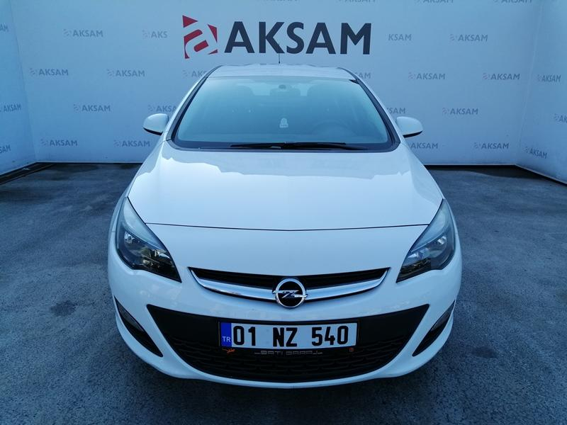 2016 OPEL ASTRA SEDAN 1.6 115 EDITION PLUS