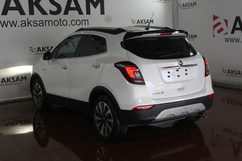2016 OPEL MOKKA X 1.6 DIZEL 136 AT FWD EXCELLENCE