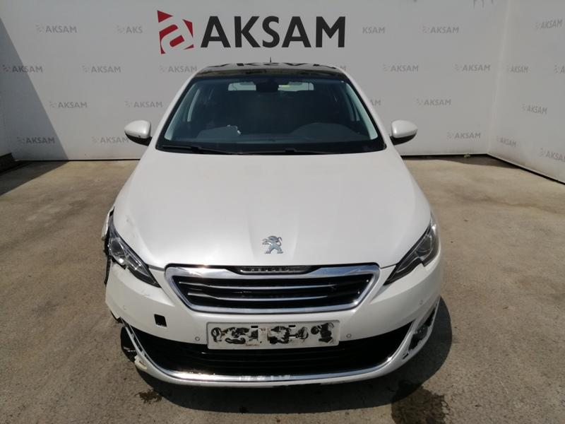 2015 PEUGEOT 308 ALLURE 1.6 BLUEHDI 120 EAT6