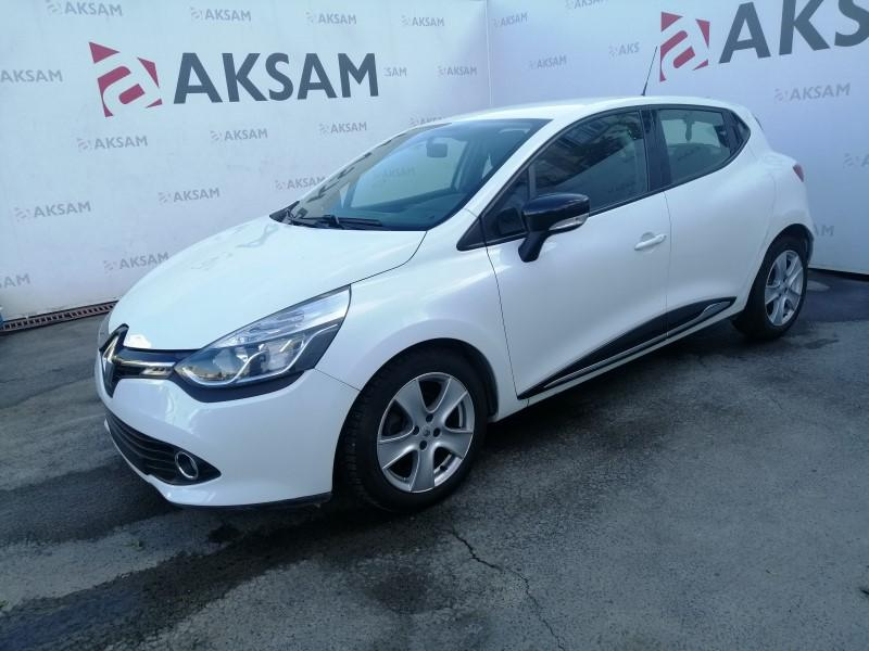 2016 RENAULT CLIO  TOUCH 1.5 DCI EDC 90