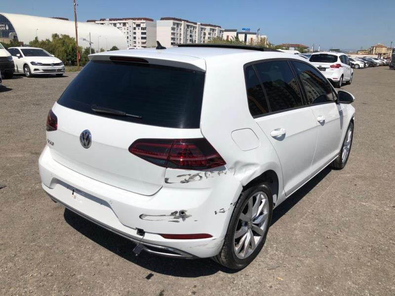 2019 VOLKSWAGEN GOLF 1.5 TSI ACT 150 DSG HIGHLINE