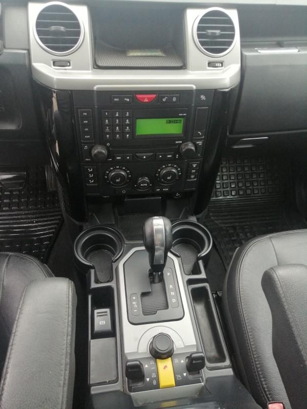 2008 LAND ROVER DISCOVERY 2.7 TDV6 HSE