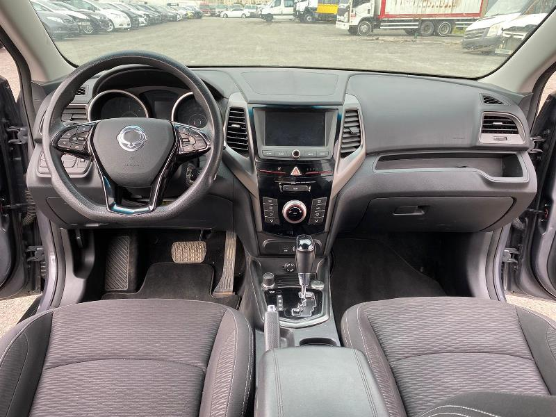 2017 SSANGYONG XLV D1.6 4x2 AT LİMİTED