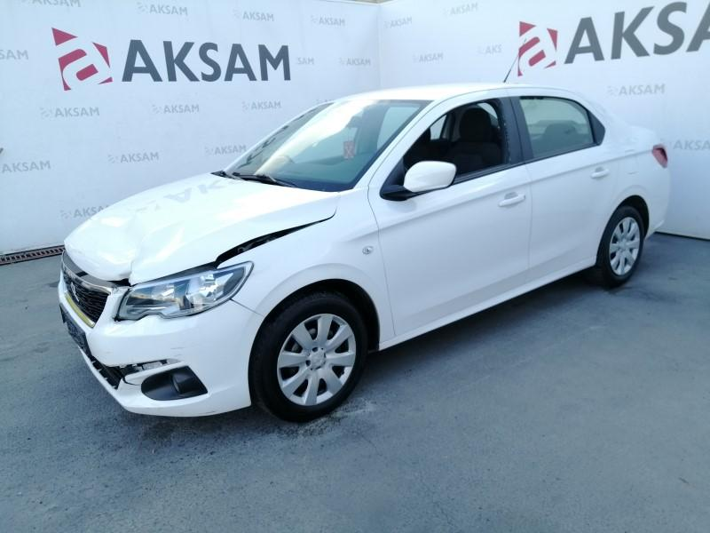 2017 PEUGEOT 301 ACTIVE 1.6 HDI 92