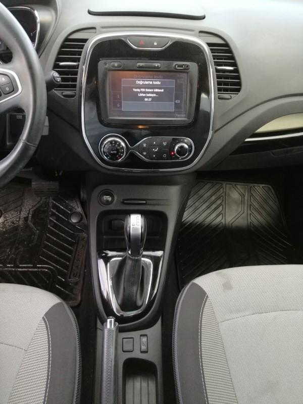 2017 RENAULT CAPTUR ICON 1.5 DCI 90 EDC