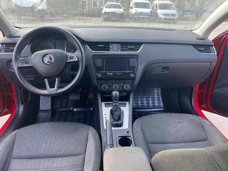 2018 SKODA OCTAVIA 1.6 TDI CR 115 DSG OPTIMAL