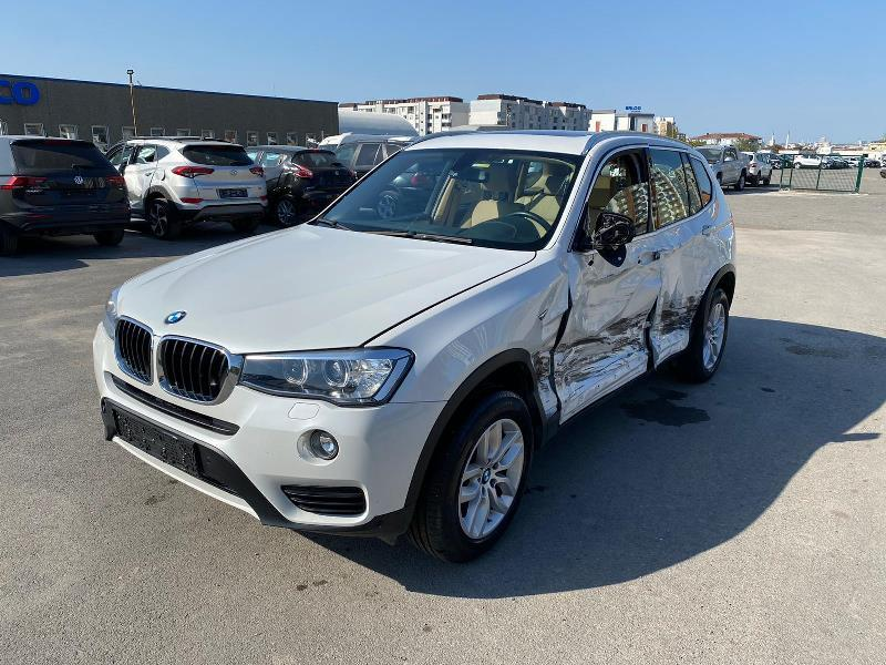 2016 BMW X3 SDRIVE 20i