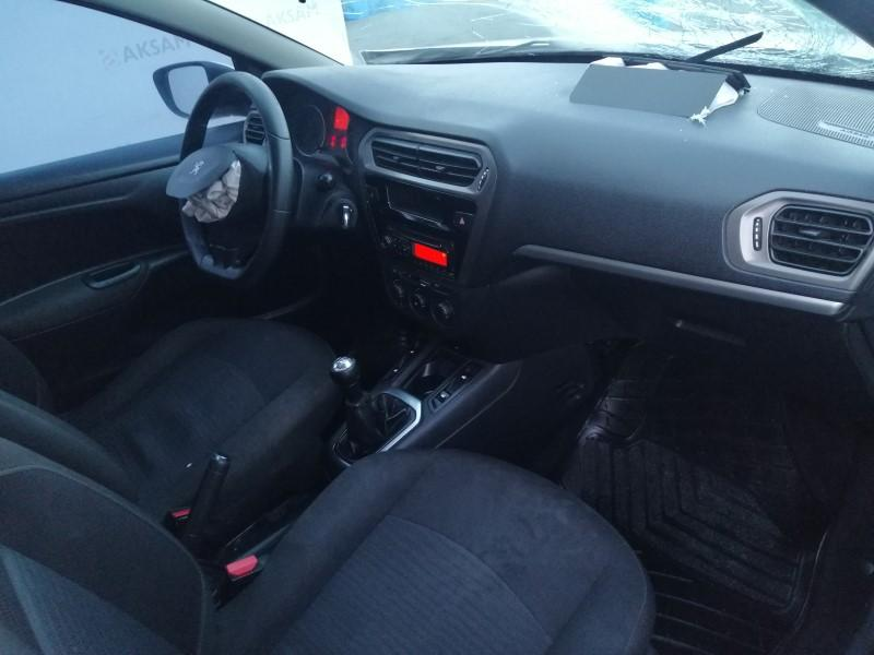 2015 PEUGEOT 301 ACTIVE 1.6 HDI 92