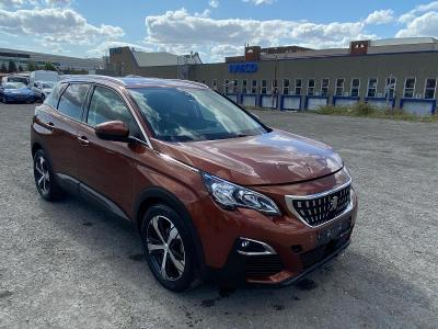 Hasarlı 2018 PEUGEOT 3008 ACTIVE 1.6 BLUEHDI 120 EAT6 SPORT PACK