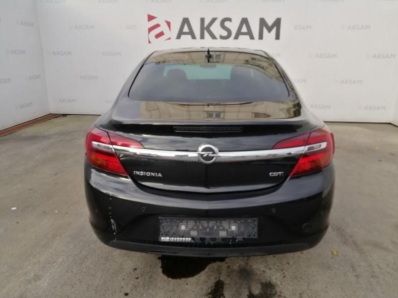 2016 OPEL INSIGNIA 1.6D 136 AT6 EDITION ELEGANCE