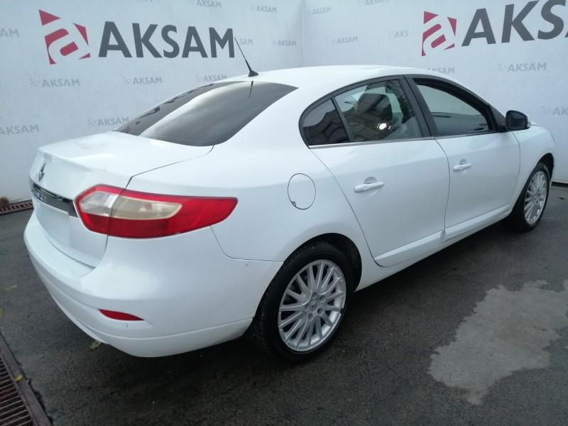 2015 RENAULT FLUENCE TOUCH 1.5 DCI 90