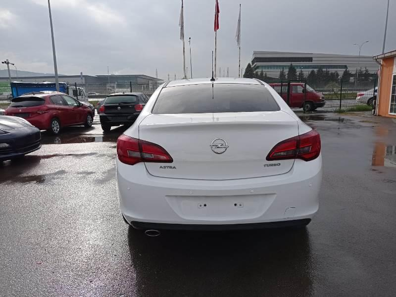 2017 OPEL ASTRA NB 1.4 140 AT EDITION PLUS