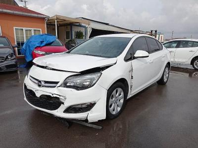 Hasarlı 2017 OPEL ASTRA NB 1.4 140 AT EDITION PLUS