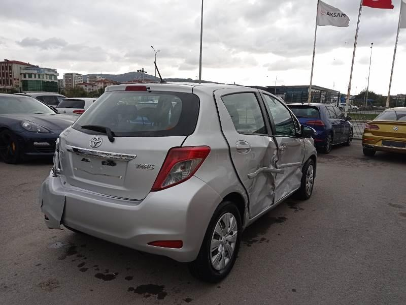 2013 TOYOTA YARIS 1.33 COOL MULTIDRIVE S