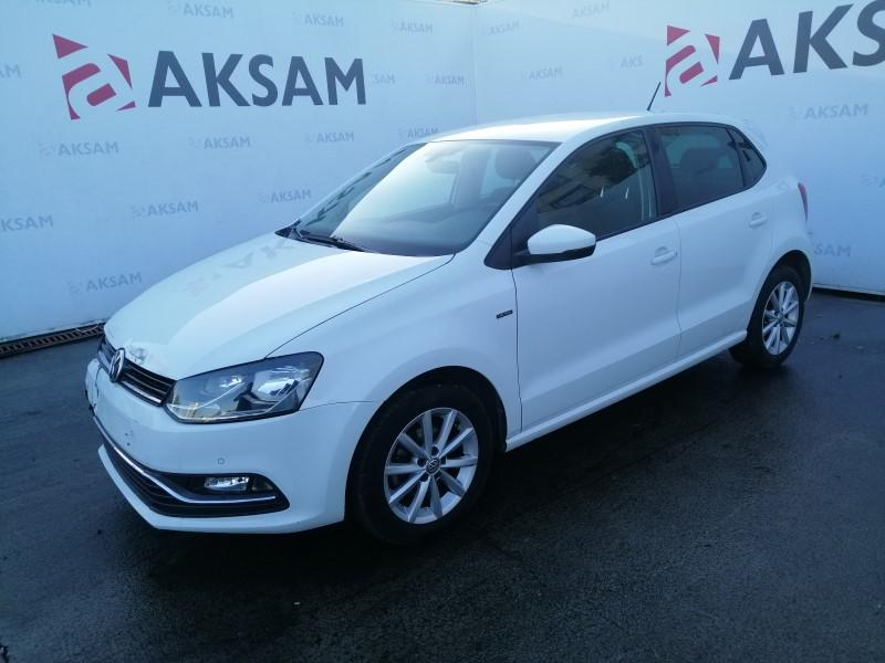 2016 VOLKSWAGEN POLO 1.2 TSI BMT 90 LOUNGE