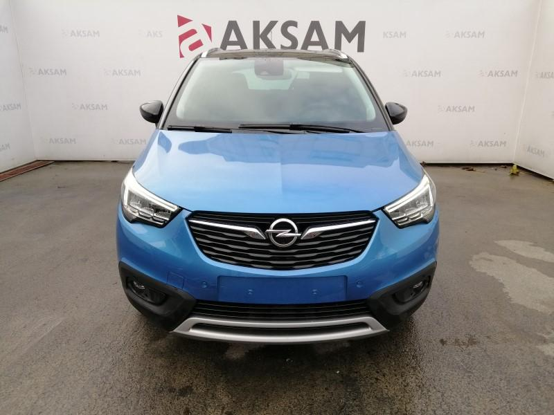 2019 OPEL CROSSLAND X 1.2 110 S&S AT6 120. YIL