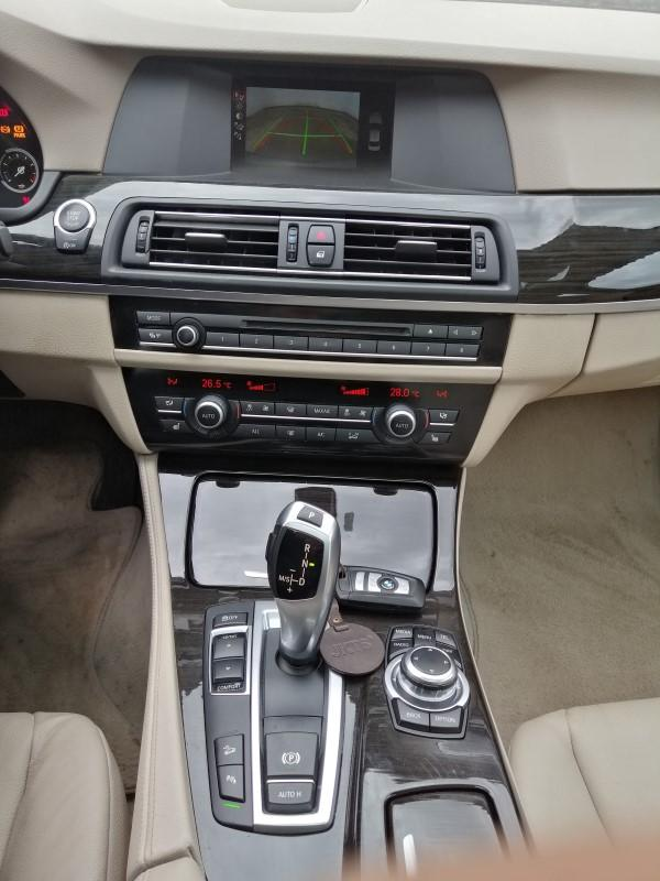 2013 BMW 525D X DRİVE LUXURY