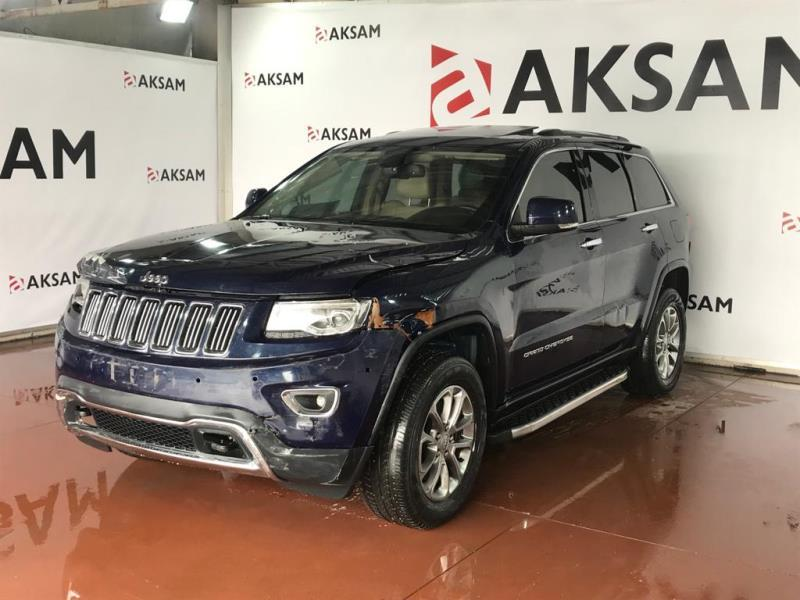2016 JEEP JEEP G. CHEROKEE LIMITED 3.0 CRD