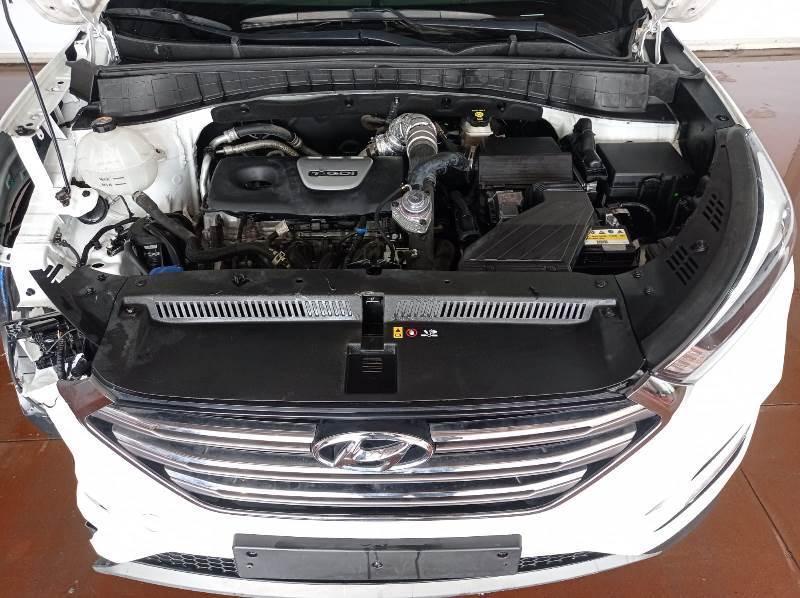 2017 HYUNDAI TUCSON 1.6 T-GDI ELITE DCT
