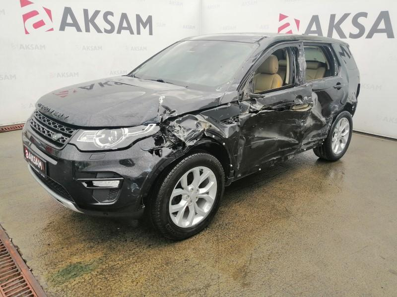 2016 LAND ROVER DISCOVERY SPORT 2.0 TD4 HSE