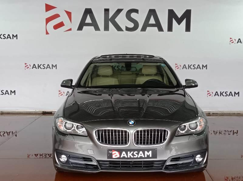 2013 BMW 520i SEDAN 1.6 COMFORT