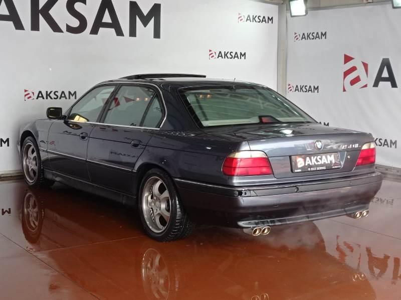1998 BMW BMW 750IA L