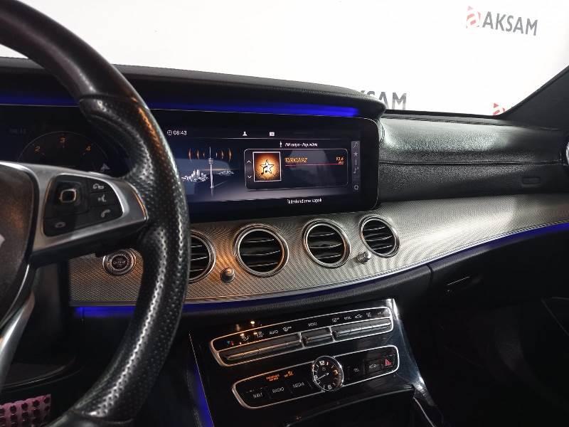 2016 MERCEDES E 220 d 2.0 AMG 9G-TRONIC