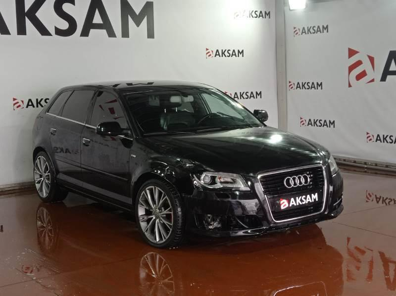 2012 AUDI A3 1.6 TDI 105 AMBIENTE S TRONIC