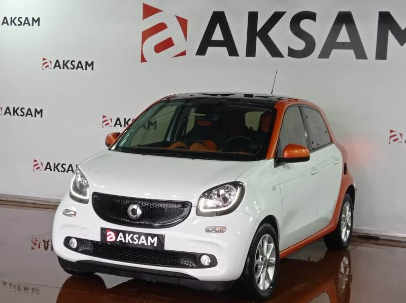 2016 SMART SMART FORFOUR TURBO 90 PASSION TWINAMIC