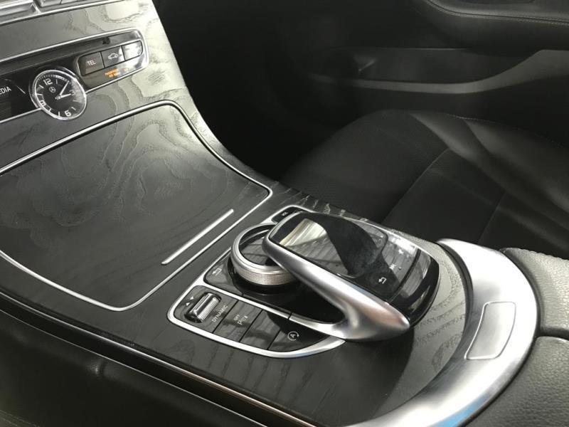 2017 MERCEDES C 180 1.6 AMG 9G-TRONIC