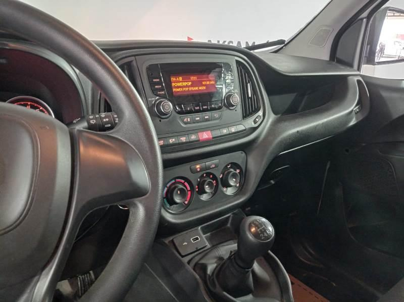 2019 FIAT DOBLO CARGO PLUS 1.3 M.JET E6