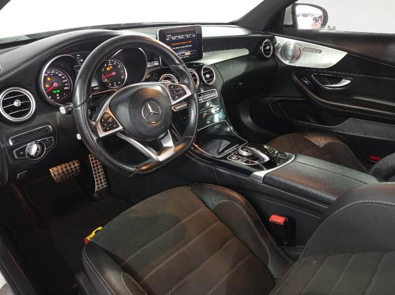 2016 MERCEDES C 180 COUPE 1.6 AMG