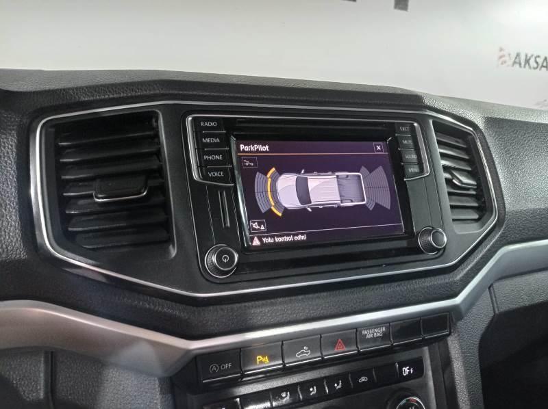 2017 VOLKSWAGEN AMAROK V6 3.0 TDI 224 4x4 OV AVENTURA