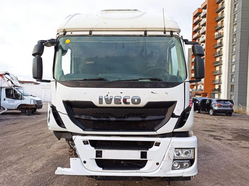 2015 IVECO CEKICI STRALIS HI ROAD AS 460