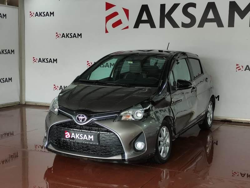 2016 TOYOTA TOYOTA YARIS 1.33 STYLE X-TREND MDS